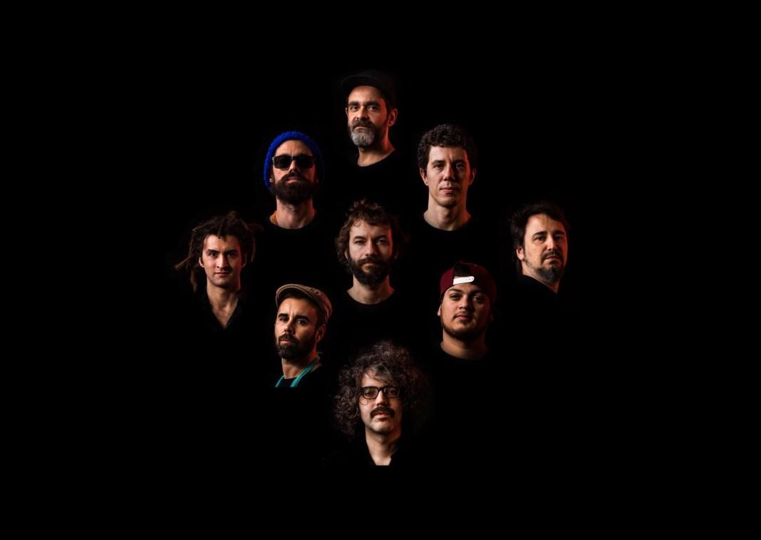 A big band Bixiga 70. Foto: Jose de Holanda