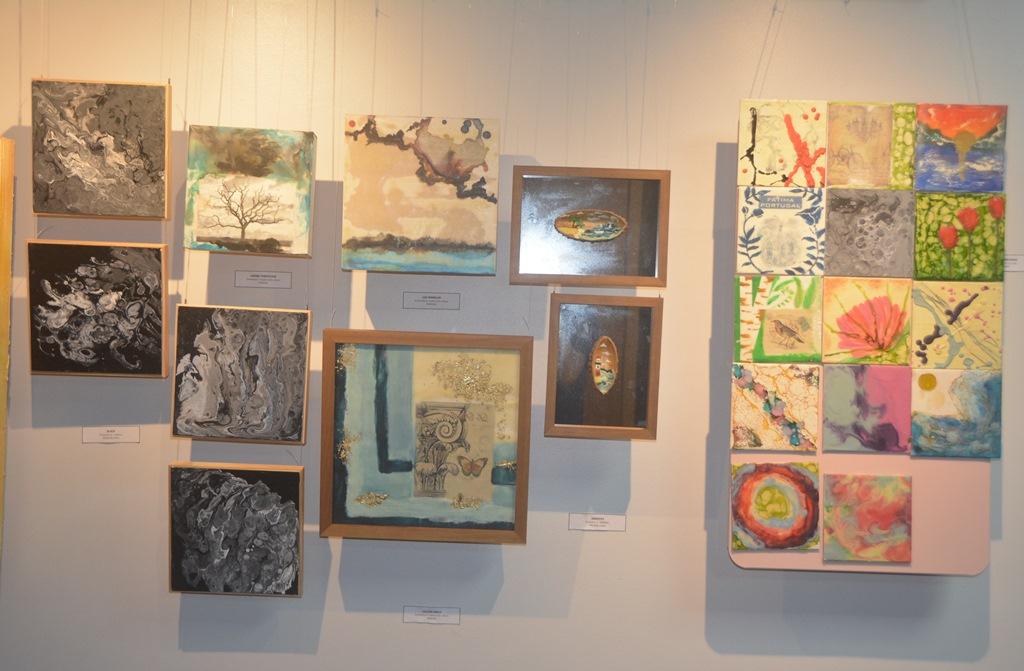 Algumas peças da exposição. Foto: Elizabeth Bezerra/ CCMPMA