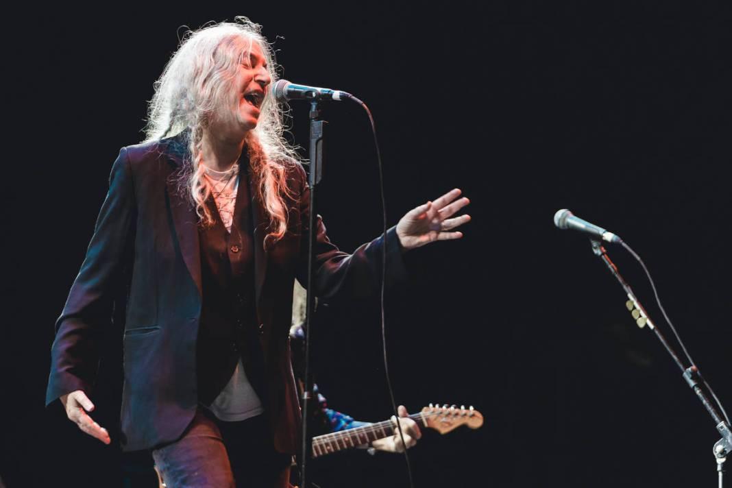 Patti Smith, no PopLoad, esteve entre os melhores shows de 2019