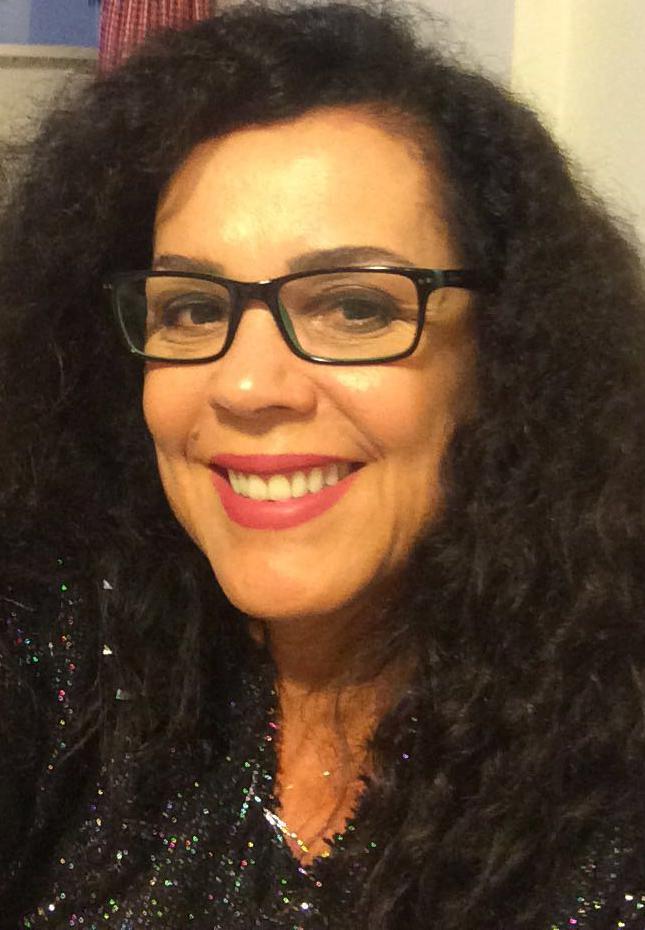 A historiadora Katia Bogéa