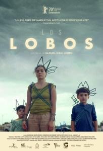 Los Lobos. Cartaz. Reprodução