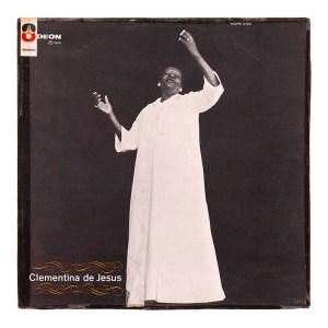 """""""Clementina de Jesus"""" (1966)"""
