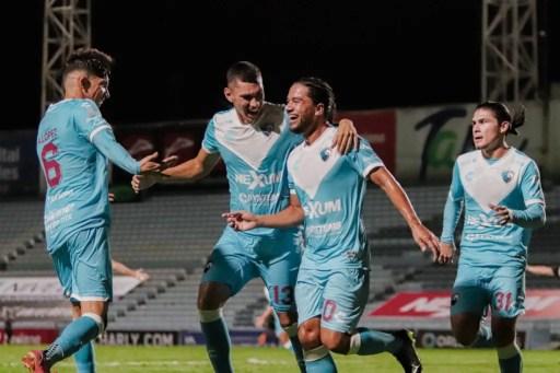 Tampico-Madero obtiene milagroso empate