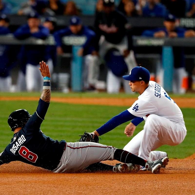 Dodgers derrotó 11-2 a los Bravos