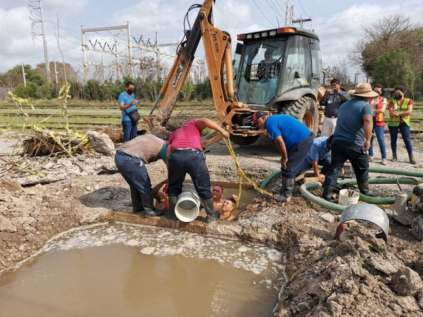 Junta de Aguas en Matamoros, con centenar de fallas