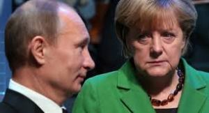 Angela Merkel apelou para o presidente Putin mais uma  vez que respeite a integridade territorial da Ucrânia