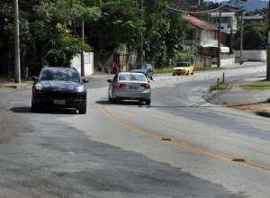 Rua Bahia terá obra de readequação (Eraldo Schnaider)