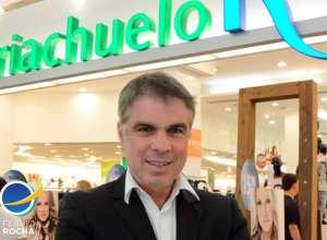Empresário Flavio Rocha em Blumenau