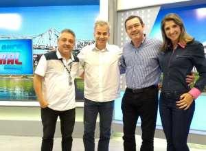 Joelson dos Santos vai apresentar o Balanço Geral