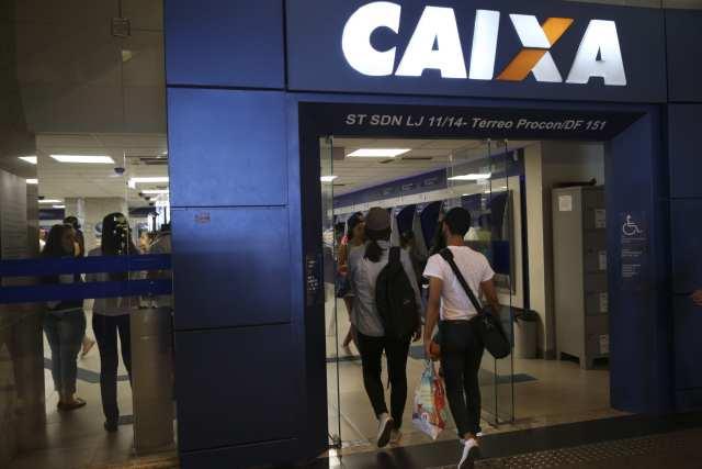 Contas de FGTS estão vinculadas a Caixa Econômica Federal - foto de José Cruz/Agência Brasil)