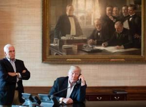 Donald J. Trump, presidente dos Estados Unidos da América (Facebook oficial)