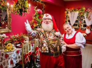Magia de Natal promete uma experiência natalina para todos os sentidos (Clio Luconi - PMB)