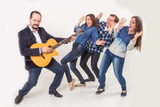 Grupo vocal Syahamba - foto de Larissa Floriani