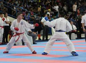Blumenau conquista 13 medalhas no Brasileiro Interclubes de Karatê