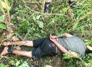 Assaltante do Bradesco em Apiúna é localizado em meio a mata