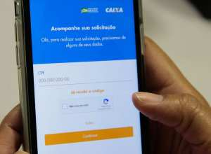Lançamento do aplicativo de Auxílio Emergencial - foto de Marcello Casal Jr.