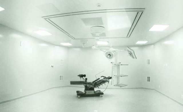 Nova sala de cirurgia - foto de Hospital Beatriz Ramos