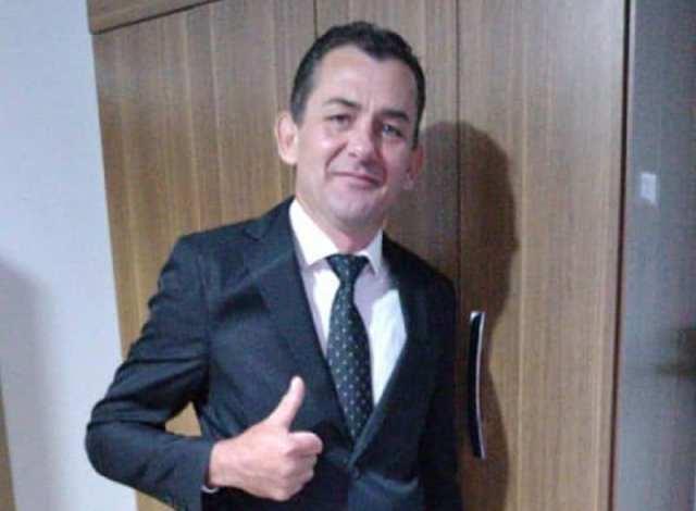 Luiz Carlos Ruppenthal, vítima de homicídio em 26 de outubro
