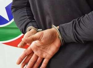 Detento em saída temporária é preso armado - foto da Polícia Militar