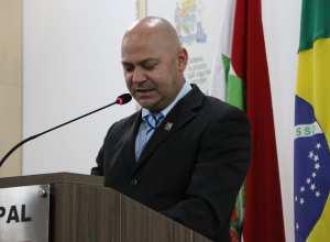 Vereador Egídio Beckhauser