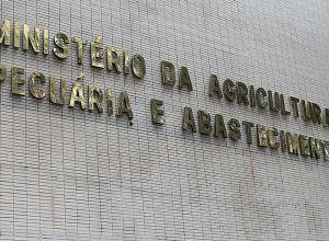 Fachada do ministério da Agricultura - foto de Wilson Dias/Agência Brasil