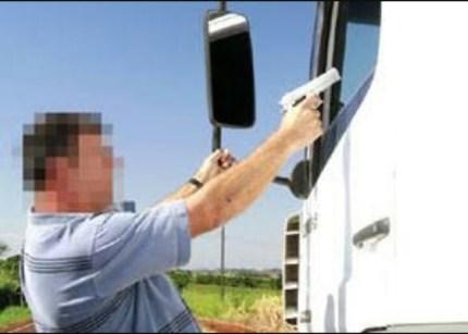 Image result for assalto caminhoneiro