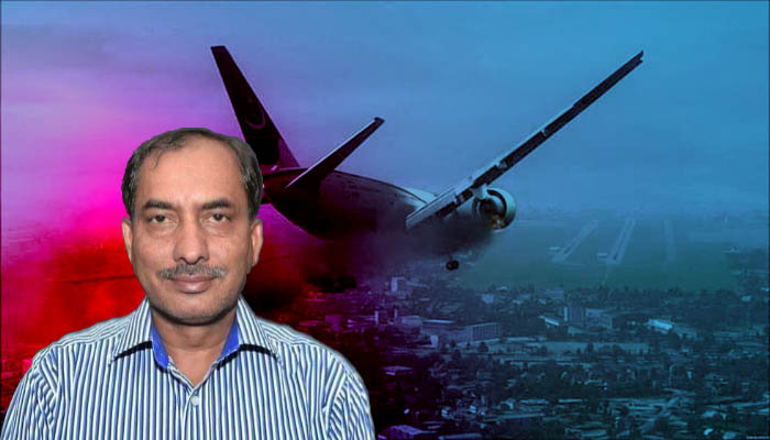 PAI plane crashed in Karachi