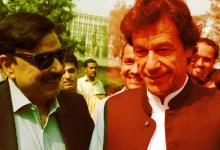 Imran Khan and Sheikh rashid