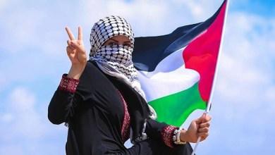Palestine sinks in blood