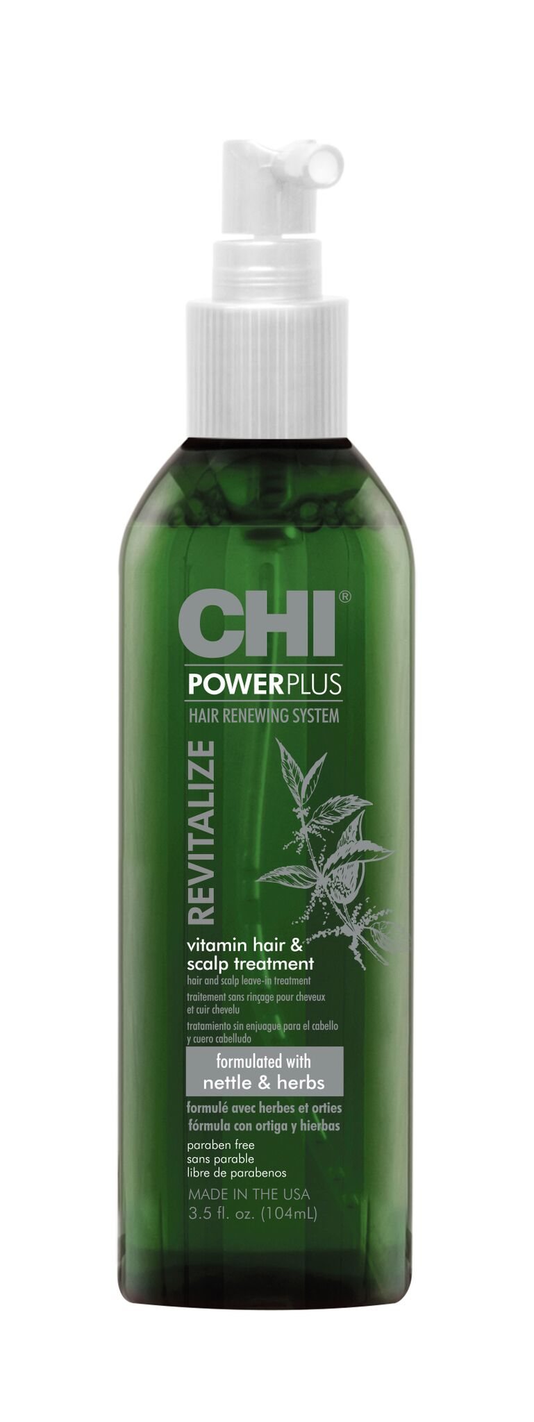 CHI Power Plus Line Vitamin Hair Scalp Treatment 3oz preview - CHI POWER PLUS