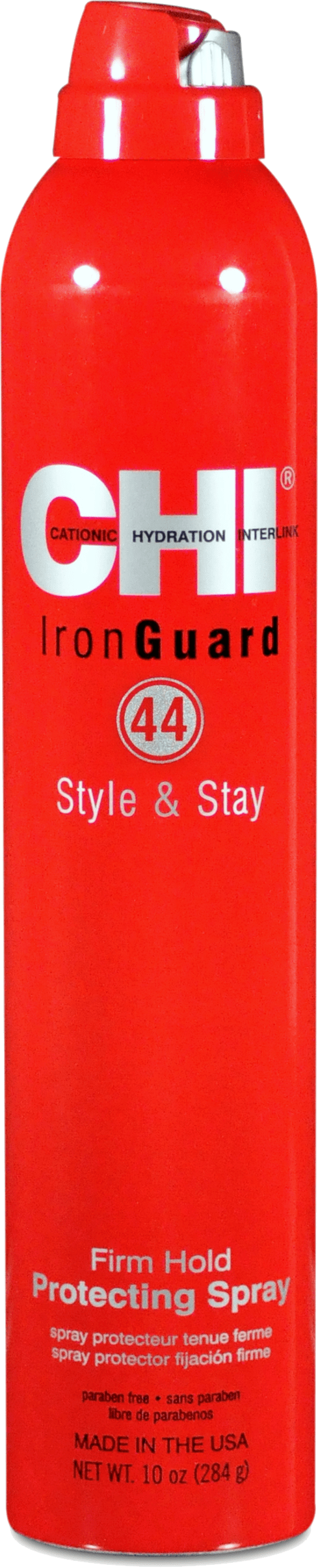CHI Iron Guard 44 10oz Firm Spray - CHI 44 IRON GUARD