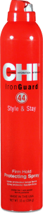 CHI Iron Guard 44 10oz Firm Spray 61x300 - CHI 44 IRON GUARD