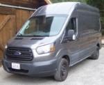 Orton Transit Van
