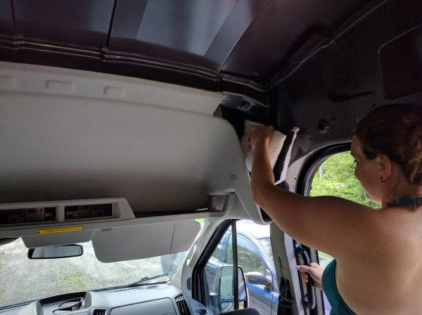 ford-transit-camper-van-thinsulate-installation-12
