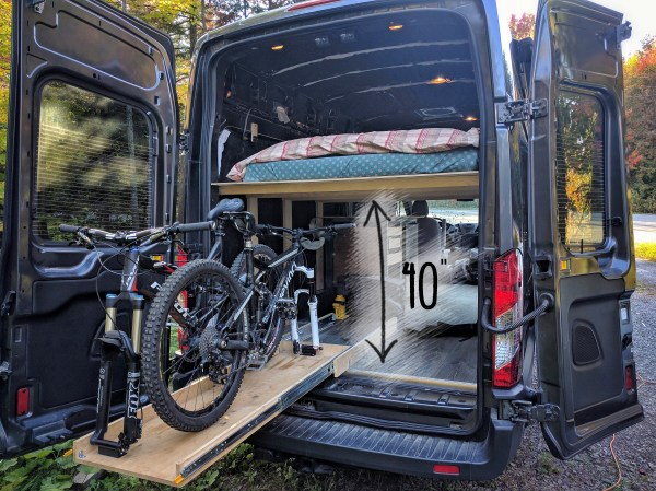 ford-transit-camper-van-rv-mountain-bike-clearance