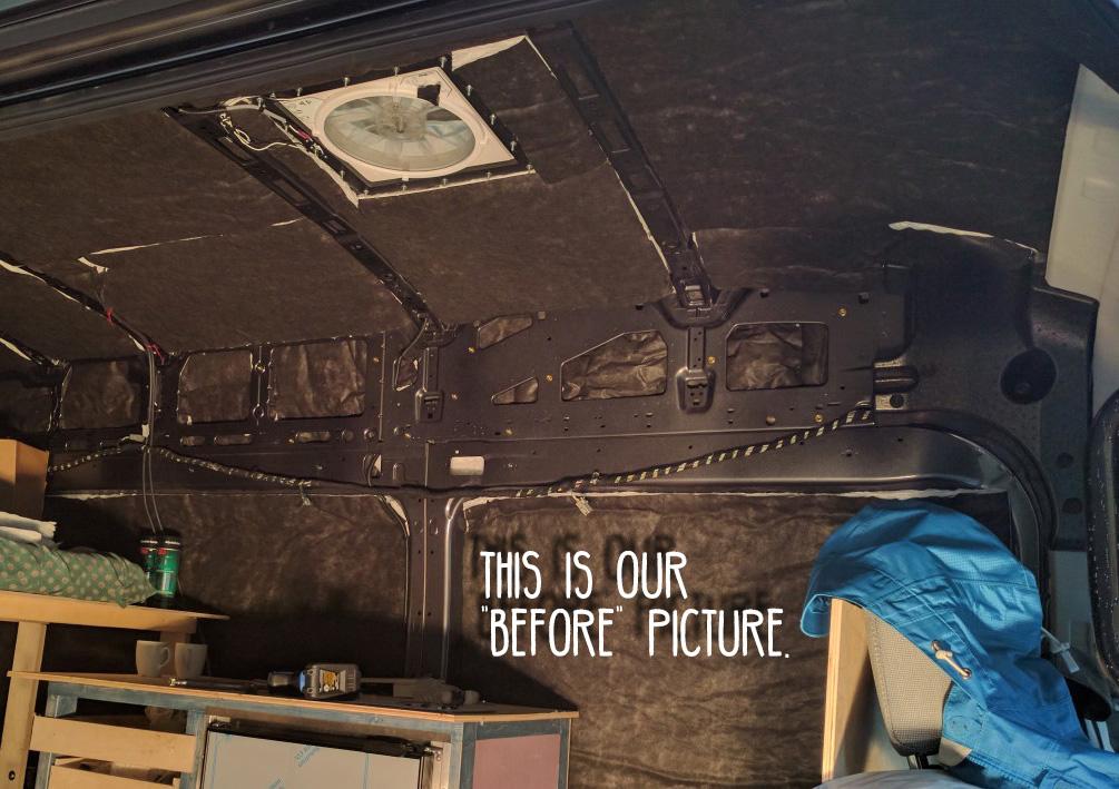 Overhead Storage Cabinet | FarOutRide