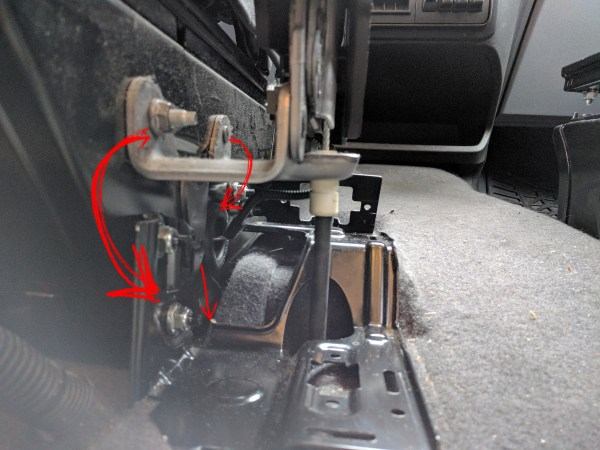 Ford-Transit-Driver-Side-Swivel-Installation-(15-marked)