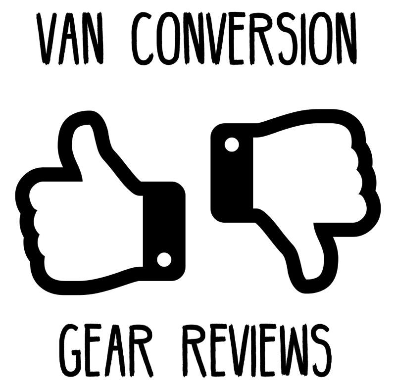 Van Conversion Gear Reviews Heading