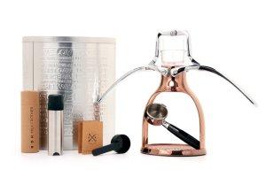 ROK Presso Espresso Maker Copper