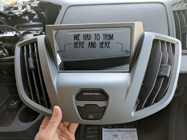 Ford-Transit-Radio-Upgrade-DDIN-Joying-Android-(12)