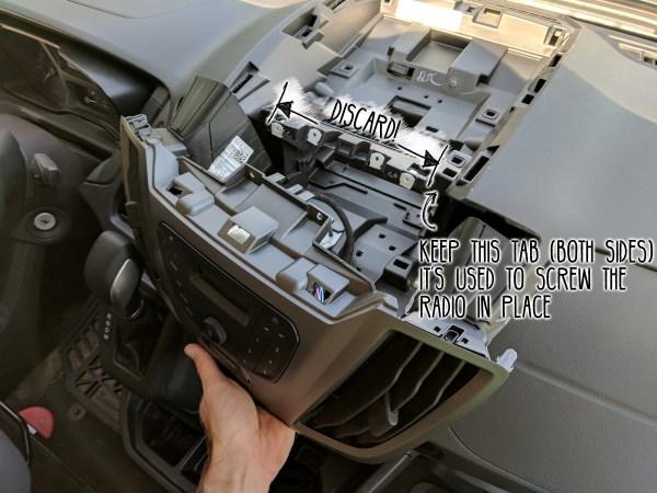 Ford-Transit-Radio-Upgrade-DDIN-Joying-Android-(5)