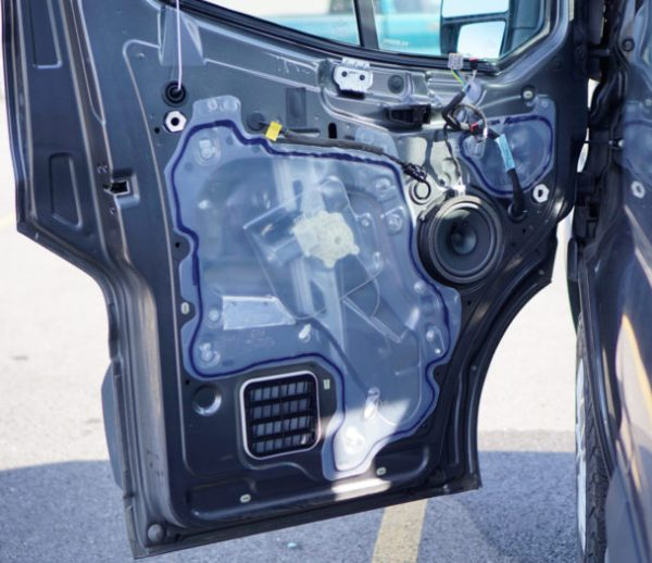 Ford Transit Speakers Upgrade-0415