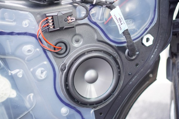 Ford Transit Speakers Upgrade-0459