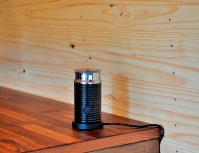 Nespresso Aeroccino 3 Black