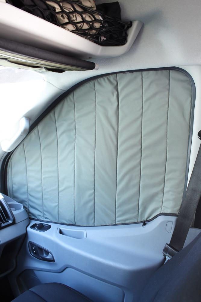 Insulated Window Covers for Camper Van Conversion | FarOutRide