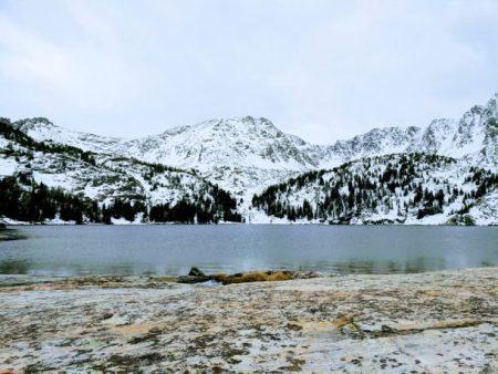 Pine Creek Lake, MT