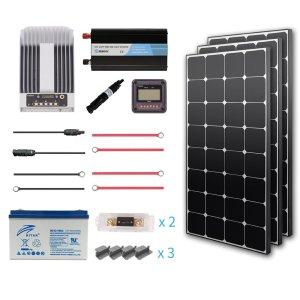 Renogy 300W Solar Kit Premium