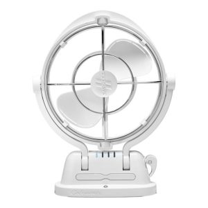 Sirocco 3-axis Gimbal Fan 12V White