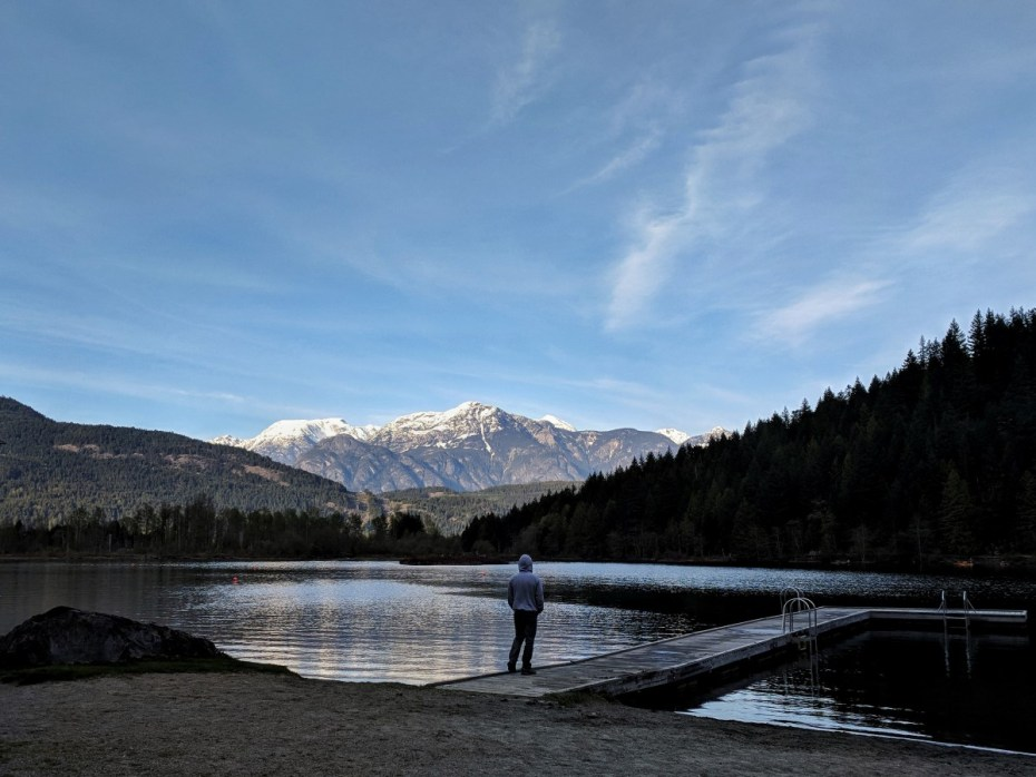 Faroutride Pemberton One Mile Lake