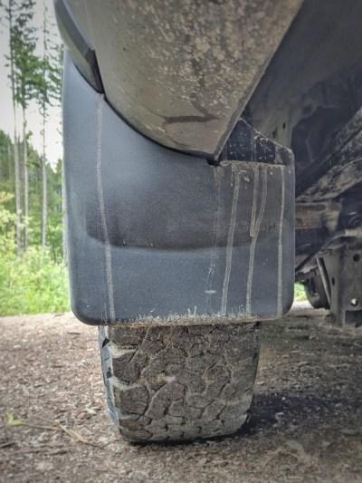 Mud Flap Rear